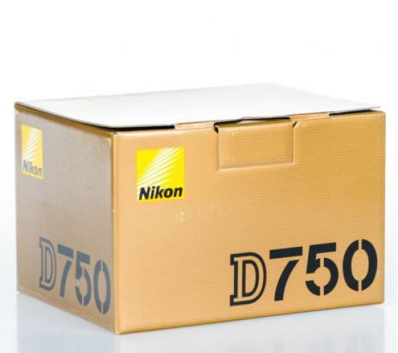 Annonce occasion, vente ou achat 'Nikon D750 Nu Neuf'