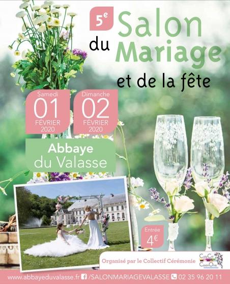 Annonce occasion, vente ou achat '5e Salon du Mariage - Abbaye du Valasse'