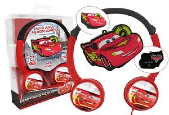 Annonce occasion, vente ou achat 'Lecteur MP3 2GO + Casque Cars'