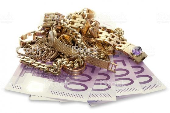 rachats bijoux en or cash