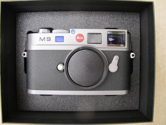 Annonce occasion, vente ou achat 'LEICA M9 18.0 MP'