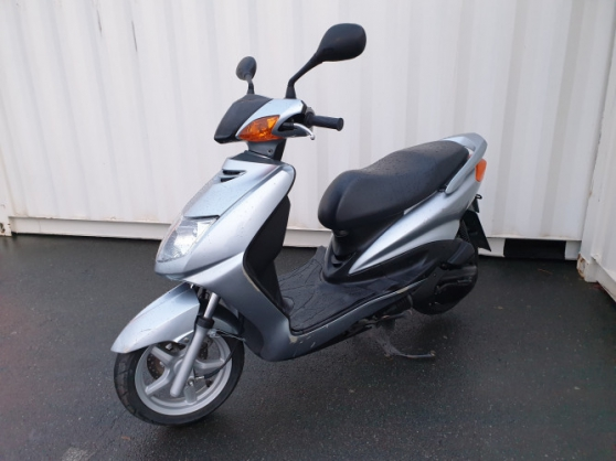 Annonce occasion, vente ou achat 'Scooter yamaha cygnus'
