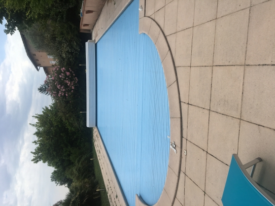 volet roulant piscine 12x6