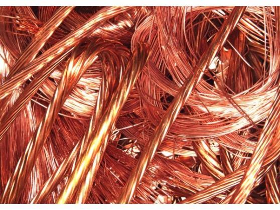 câble de cuivre dénudés et le cuivre mil - Photo 3