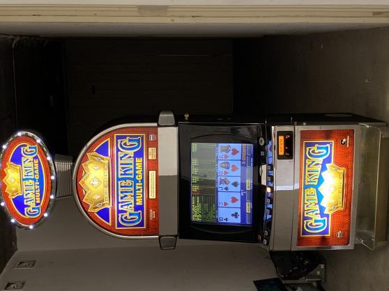 Annonce occasion, vente ou achat 'Vidéo poker GameKing'