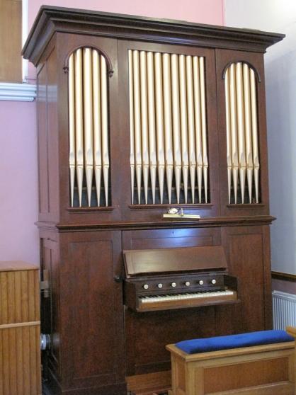 orgue a tuyaux
