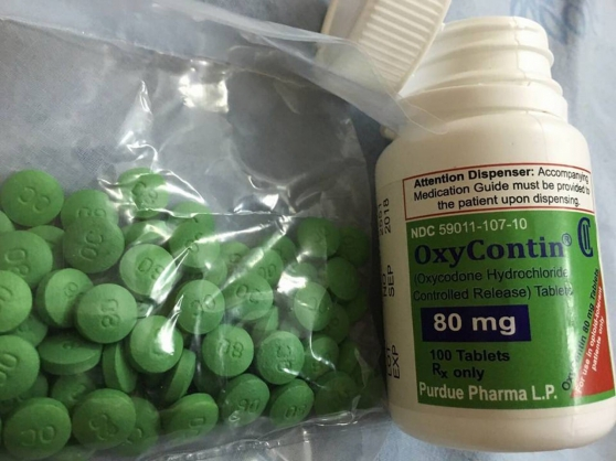 Annonce occasion, vente ou achat 'Oxycontin'