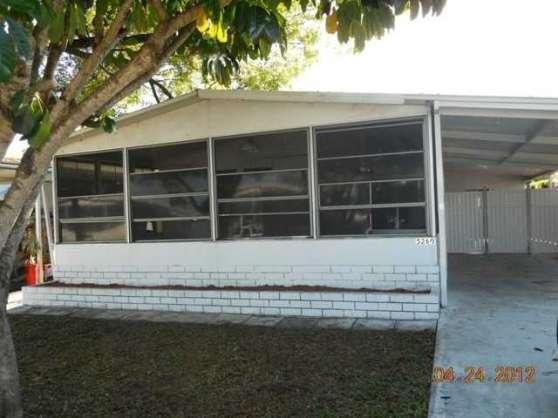 Floride maison a louer $500 US semaine