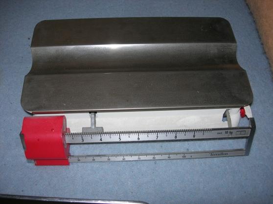 2 balances Teraillon 10 kilos - Photo 2