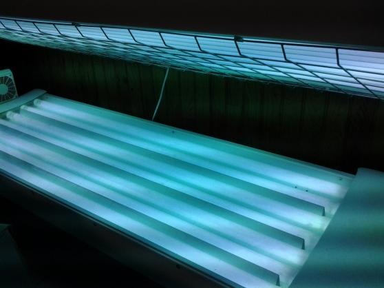 cabine uv solarium