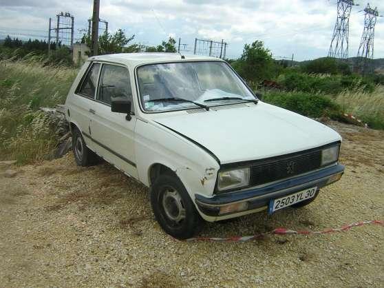 Peugeot 104 Z coupé