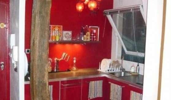 Bel appartement meublé de 45 m² à Paris