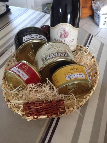 Annonce occasion, vente ou achat 'panier gourmand Aveyronnais'