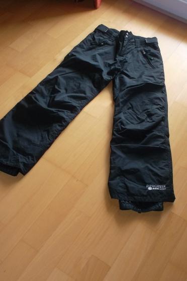 Pantalon de ski PROTEST 152 cm/12 ans