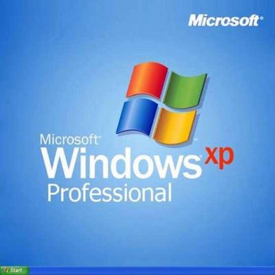Annonce occasion, vente ou achat 'dvd XP PRO'