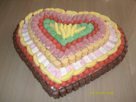 gateau bonbon