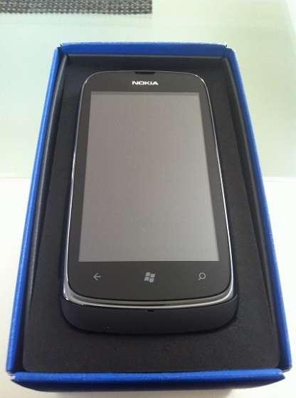 Petite Annonce : Lumia nokia 610 ie - Mon nokia  IE pratiquement nouveau IE. Il est très facile à utiliser,