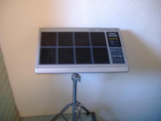 Octapad II 80 + S330 Roland