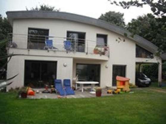Echange maison contemporaine en Bretagne