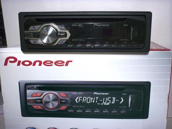 autoradio pioneer usb cd comme neuf - Annonce gratuite marche.fr
