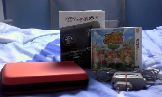 Vend une Nintendo New 3DS XL -neuve-