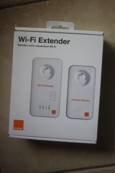 Extender Wifi 500 MBits/s - NEUF