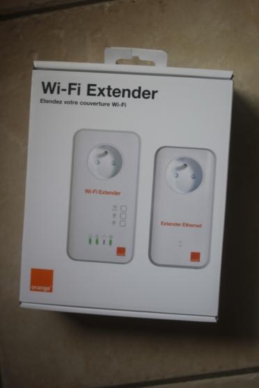 Extender Wifi 500 MBits/s - NEUF