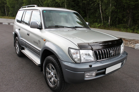 Toyota Land Cruiser 3.0 VX