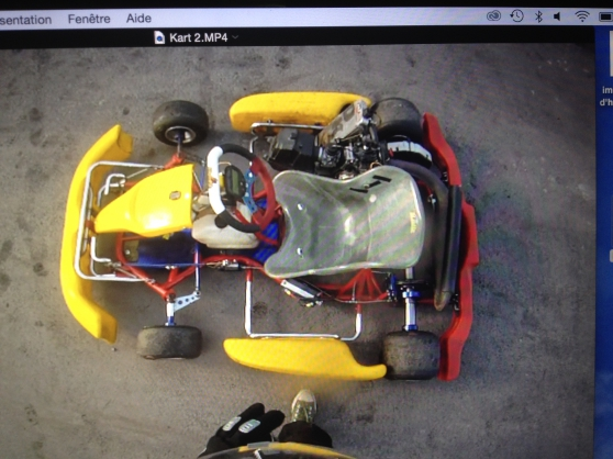 Annonce occasion, vente ou achat 'Karting Rotax Max 125cm'