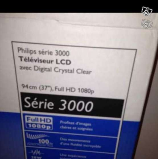 Tv PHILIPS LCD full HD neuve, j - Photo 2