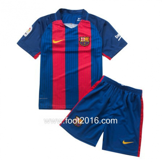 maillot de Barcelona do 201617 enfants