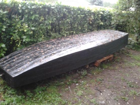 barque en bois sports p che erondelle reference spo p c bar petite annonce gratuite. Black Bedroom Furniture Sets. Home Design Ideas