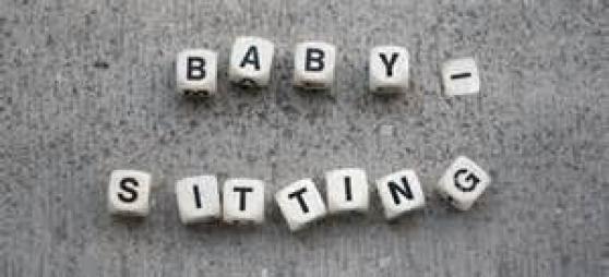Annonce occasion, vente ou achat 'Baby-sitting à domicile ou non.'