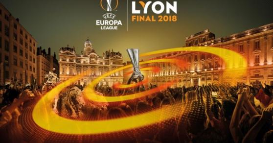 2 billets Cat 1 x UEFA Europa League Fin