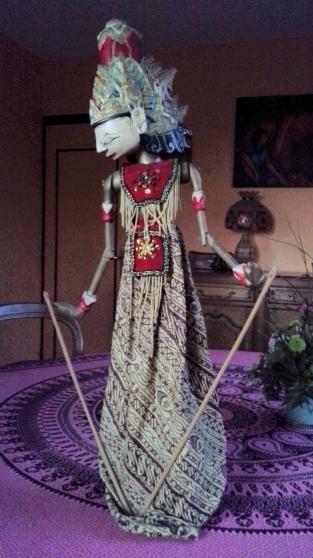 marionnettes indonésiennes