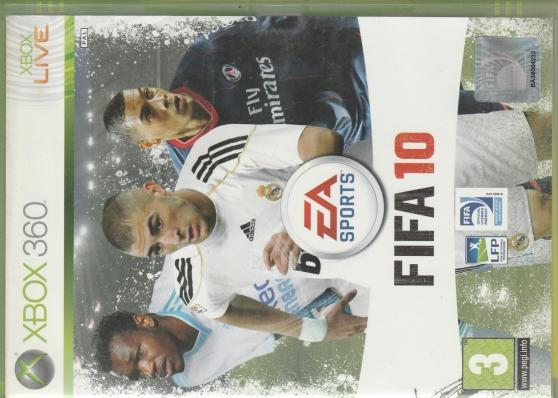 Annonce occasion, vente ou achat 'Fifa 10'