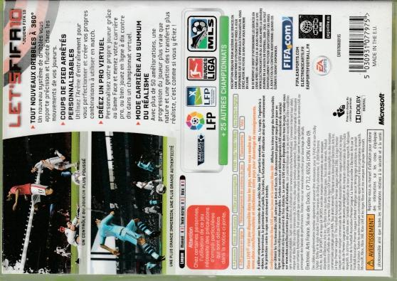 Fifa 10 - Photo 2