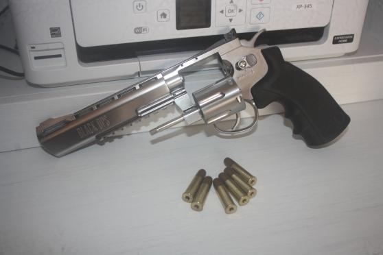 Annonce occasion, vente ou achat 'revolver black ops'