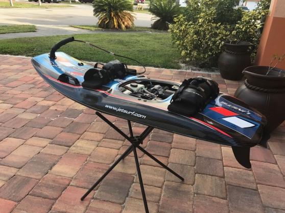 jet surf factory gp 100 bleu nautisme jet ski scooters. Black Bedroom Furniture Sets. Home Design Ideas