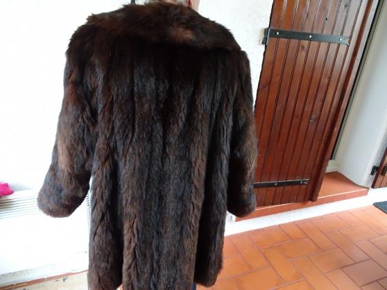 manteau fourrure - Photo 2
