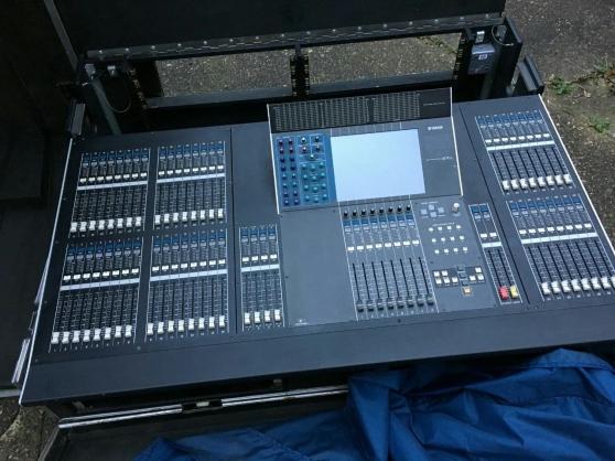 Annonce occasion, vente ou achat 'Yamaha M7CL-48 Mixage Numérique'
