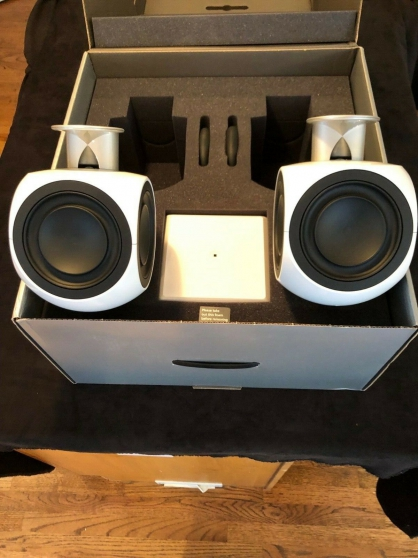 Paire Enceintes Bang & Olufsen BeoLab 3