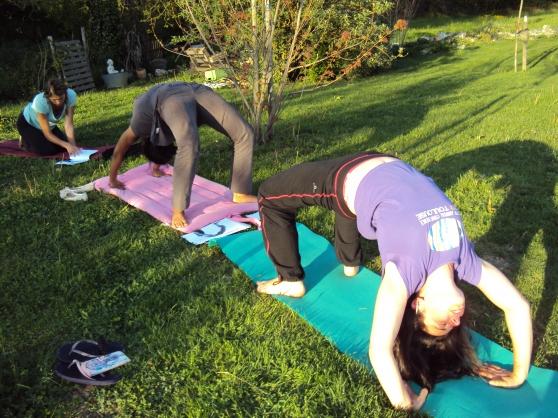yoga,ayurveda et cuisine indienne - Annonce gratuite marche.fr