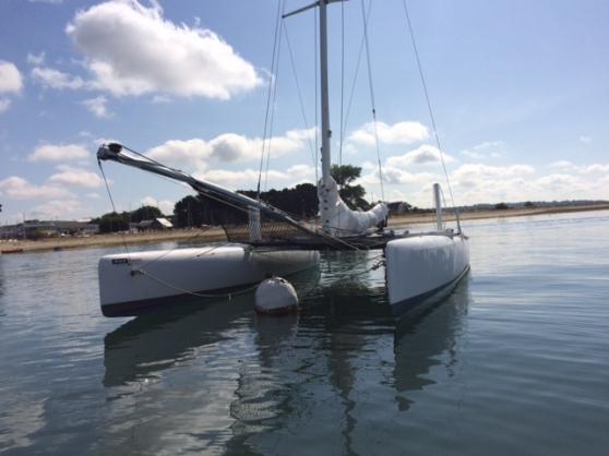Catamaran Day Boat Ex KL25 COD 25