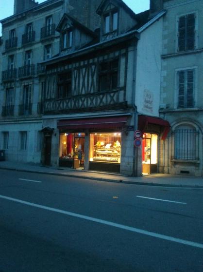 Fond de commerce à Dijon