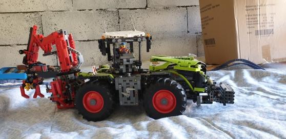Annonce occasion, vente ou achat 'Legos technic'