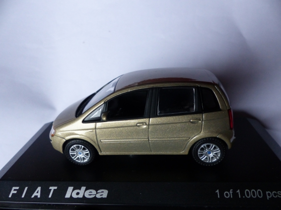 FIAT IDEA NOREV 1/43ème
