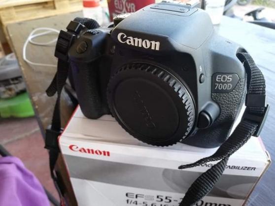 Canon EOS 77 D