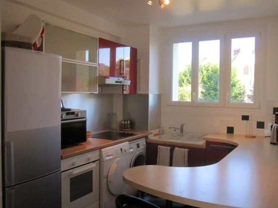 Annonce occasion, vente ou achat 'Appartement tout confort meublé, Caen'
