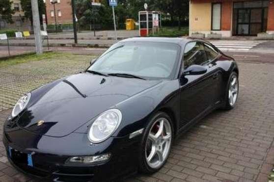 Porsche 997 911 Carrera 4 S noire
